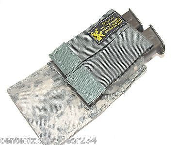 ACU London Bridge Trading LBT-6038 9mm Magazine Double Pistol Mag Pouch MOLLE