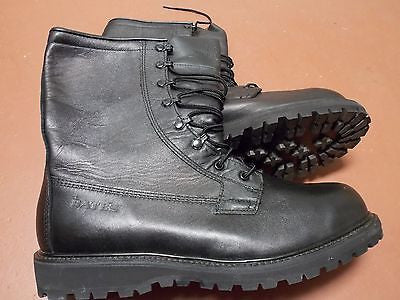 BATES Military Black Gore-Tex Intermediate Cold Weather Combat Boots sz:11.5W