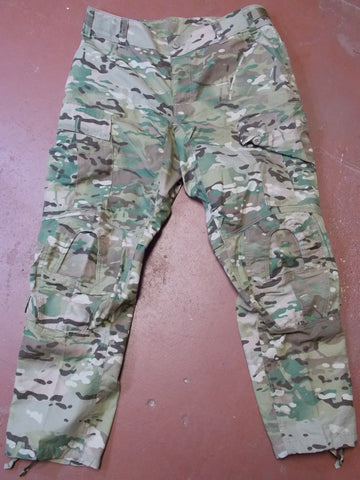 ADVANCED ARMY COMBAT PANT ACP TROUSER LARGE/SHORT PANTS MULTICAM OCP CRYE