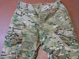 ADVANCED ARMY COMBAT PANT ACP TROUSER MEDIUM/SHORT PANTS MULTICAM OCP CRYE