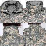 Army Issue Cold/Wet Weather Jacket Gore-tex Parka
