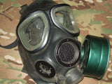 Military Surplus M40/M42 Gas Mask Full Face Respirator