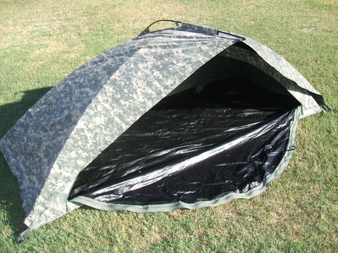 Army Improved Combat Shelter Tent Bivouac One Man Hut & Army Improved Combat Shelter Tent Bivouac One Man Hut u2013 Centex ...