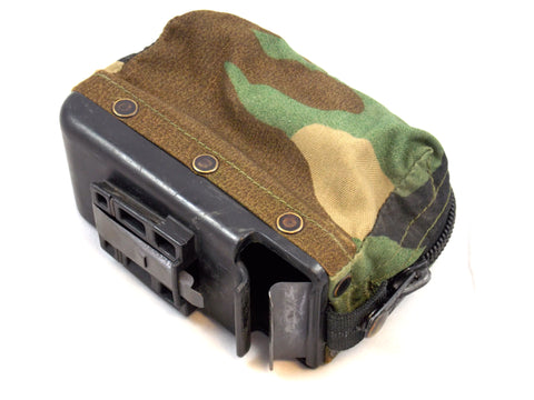 100 ROUND M249 SAW SOFT PACK NUT SACK POUCH