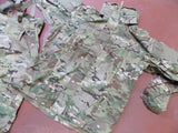 Multicam GEN III Level 5 Soft Shell Set Jacket and Pants Medium/Long