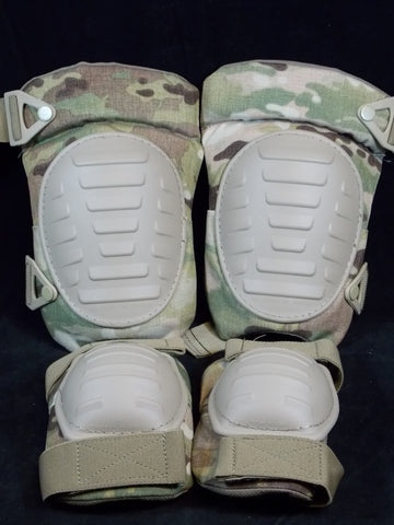 USGI Multicam Knee and Elbow Pad Set Army OCP Mcguire Nicholas