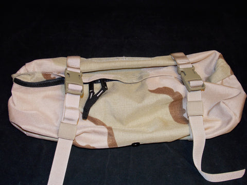 USGI Desert Camouflage DCU MOLLE II Butt/Waist Pack Modular Load Carry Equipment