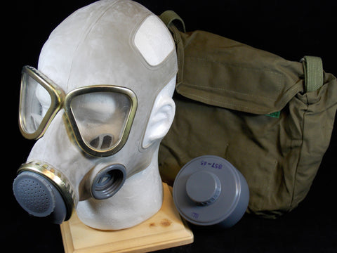 ARMY SURPLUS CHINESE M69 GAS MASK TYPE 69
