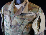 FEMALE ARMY OCP 2 SCORPION W2 UNIFORM TOP