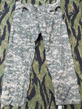 ARMY ISSUE WET WEATHER RAIN PANTS ACU DIGITAL