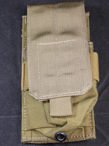 Eagle Industries AR M4/M16 30 Round Single Magazine MOLLE Pouch Coyote Tan