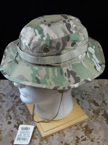 Army OCP Multicam Boonie Cap Sun Hat Hot Weather