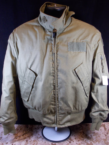 Military Issue Combat Vehicle Crewman High Temperature CVC Jacket