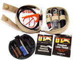 Otis Technology Military Gun Cleaning Kit 5.56/.223 Tan Soft Pack