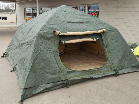ARMY SOLDIER CREW TENT SCT MILITARY 5 MAN & ARMY SOLDIER CREW TENT SCT MILITARY 5 MAN u2013 Centex Tactical Gear