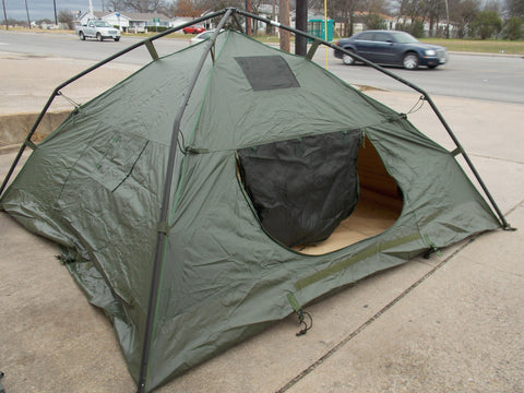 ... ARMY SOLDIER CREW TENT SCT MILITARY 5 MAN ... & ARMY SOLDIER CREW TENT SCT MILITARY 5 MAN u2013 Centex Tactical Gear