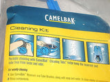 New CamelBak Cleaning Kit Brush Cleaning Tablets Reservoir Dryer Complete Set