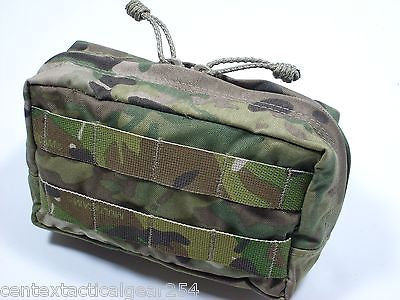 "MULTICAM GP General Purpose Utility Pocket MOLLE Medic IFAK Ammo Pouch 6"" x 8"""