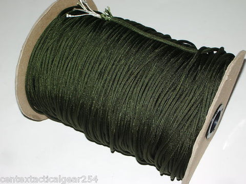 OD Green Paracord 1000' Spool