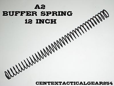5.56/.223 Rifle A2 Buffer Spring for Long Non-Collapsing Fixed Butt Stock NEW