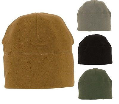 Tactical Synthetic Micro Fleece Polar Watch Cap PT Beanie Military Winter Hat