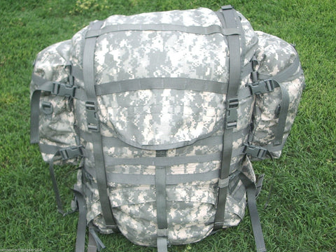 Army ACU Digital MOLLE II Large Ruck Sack