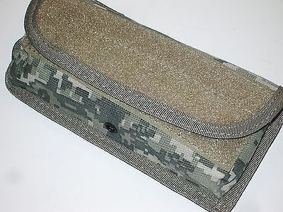 Army ACU Digital Tactical Shogun Shell Holder MOLLE Ammo Pouch Holds 12 Rounds