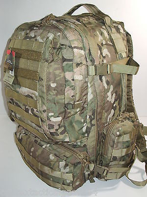 Multicam/OCP Large Tactical Assault Pack 3 Day Backpack Ruck Sack Bug Out Bag