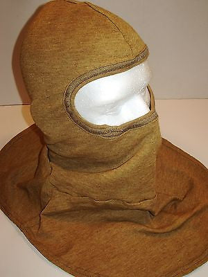 KOMAN INC PBI Gold Anti Flash Hood Flame Resistant Balaclava Fire Retardant