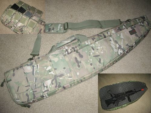 "39"" Multi-Cam Rifle Bag Carry Case"