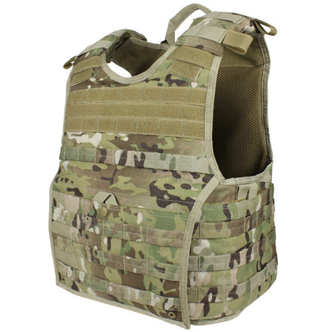 Multicam Tactical Plate Carrier