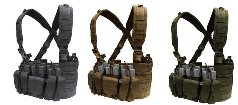 Tactical Shoulder Harness Recon Chest Rig