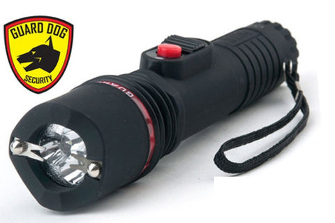guard dog stun gun flashlight
