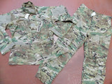 Army OCP Multicam Combat Aircrew Flight A2CU Uniform Set Top & Pants Large/Regular