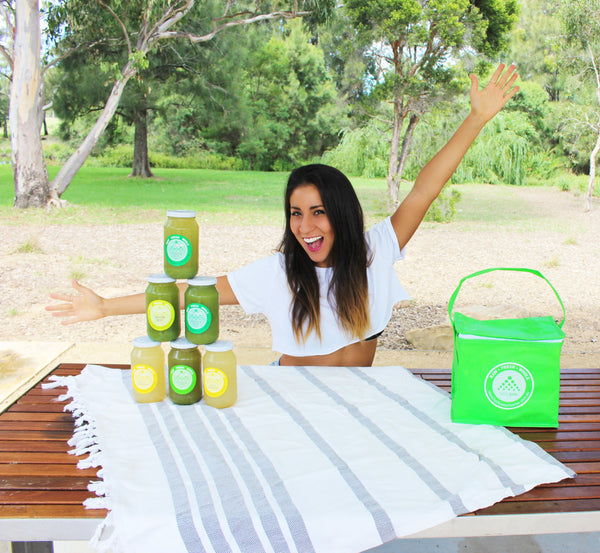 5 minutes with Gracie Balev, Founder Goodness Gracious Wellness