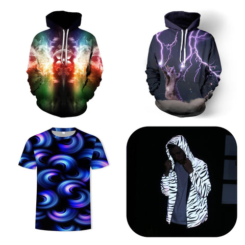 Mens rave clothing