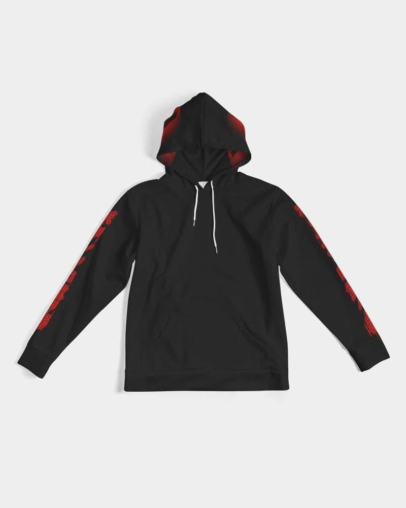 Dripping Ink Men's Hoodie