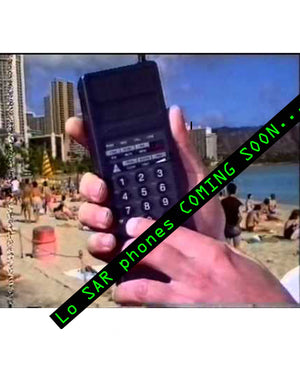LO SAR CELL PHONE