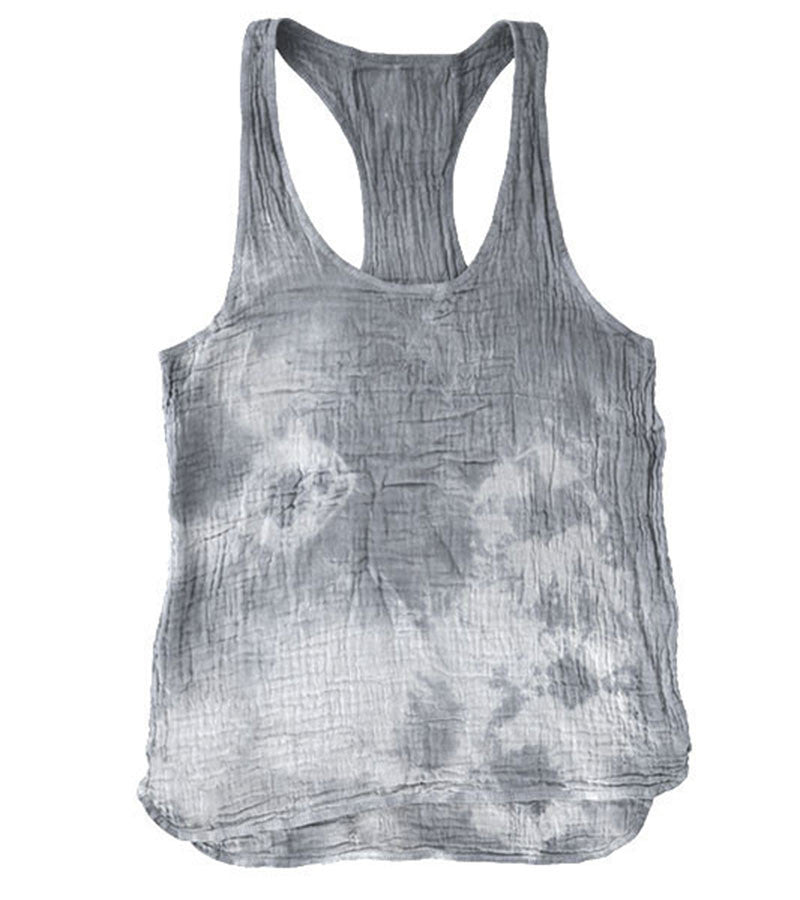 SUSTAINABLE TANK Grey