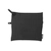 PERFORATED ZIP POUCH