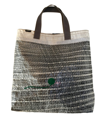 RECYCLED SAIL TOTE CUSTOM MADE