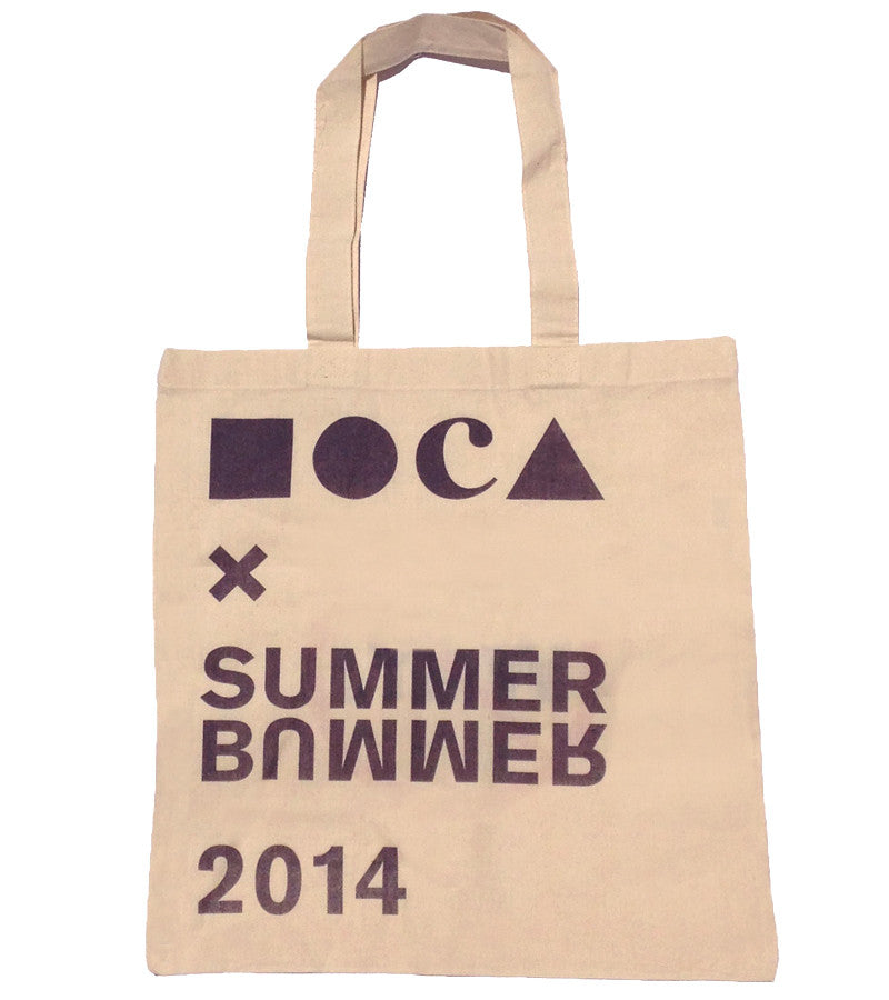Solar Activated SUMMER BUMMER x MOCA Tote Bag