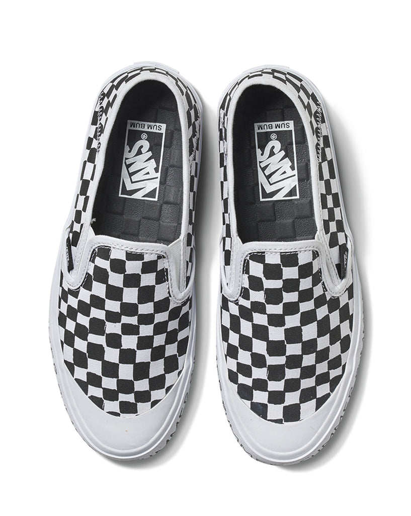 CHECKED OUT! VANS
