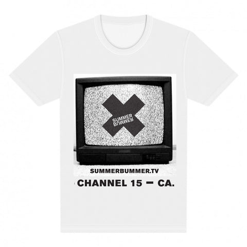 SUMMER BUMMER TV SHIRT