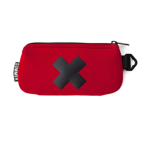 SMALL RED POUCH