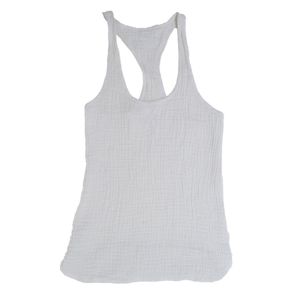 SUSTAINABLE TANK WHITE