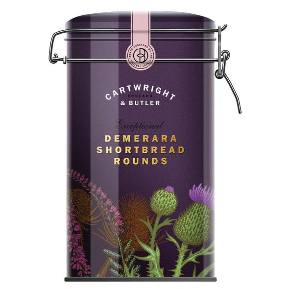 Demerara Shortbread Rounds 200g - Himmelpfort Kaffee