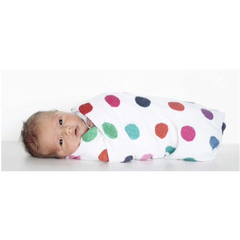Picture of Spot Embroidered Wrap