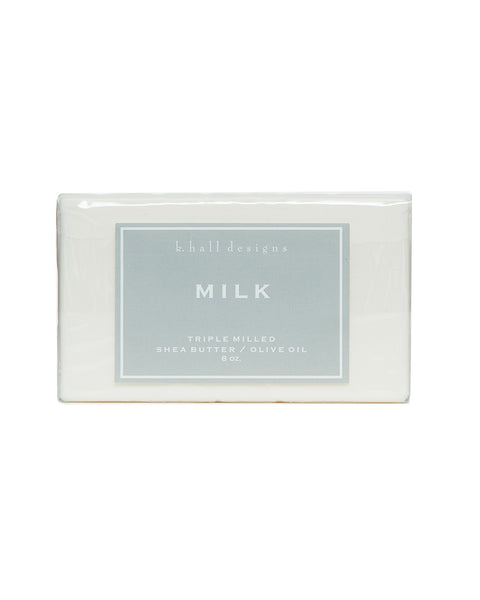 Milk Triple-Milled Soap