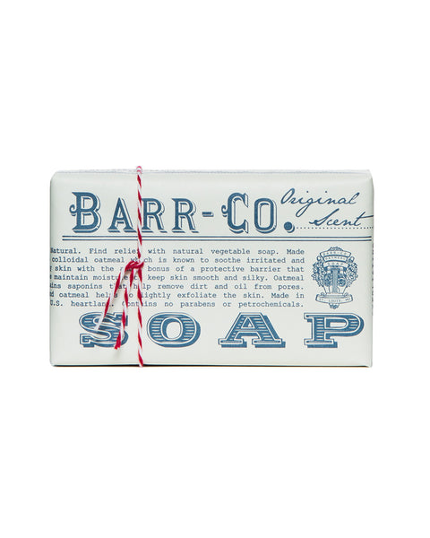 Original Triple-Milled Bar Soap